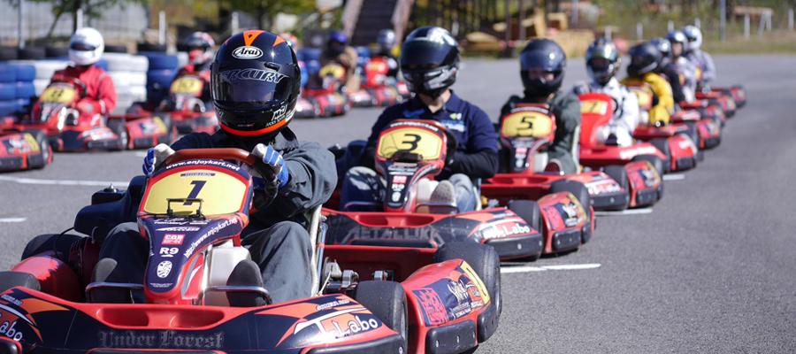 La piste de karting à toulouse