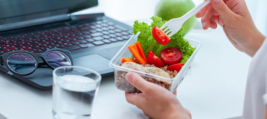 Livrer des repas en entreprise